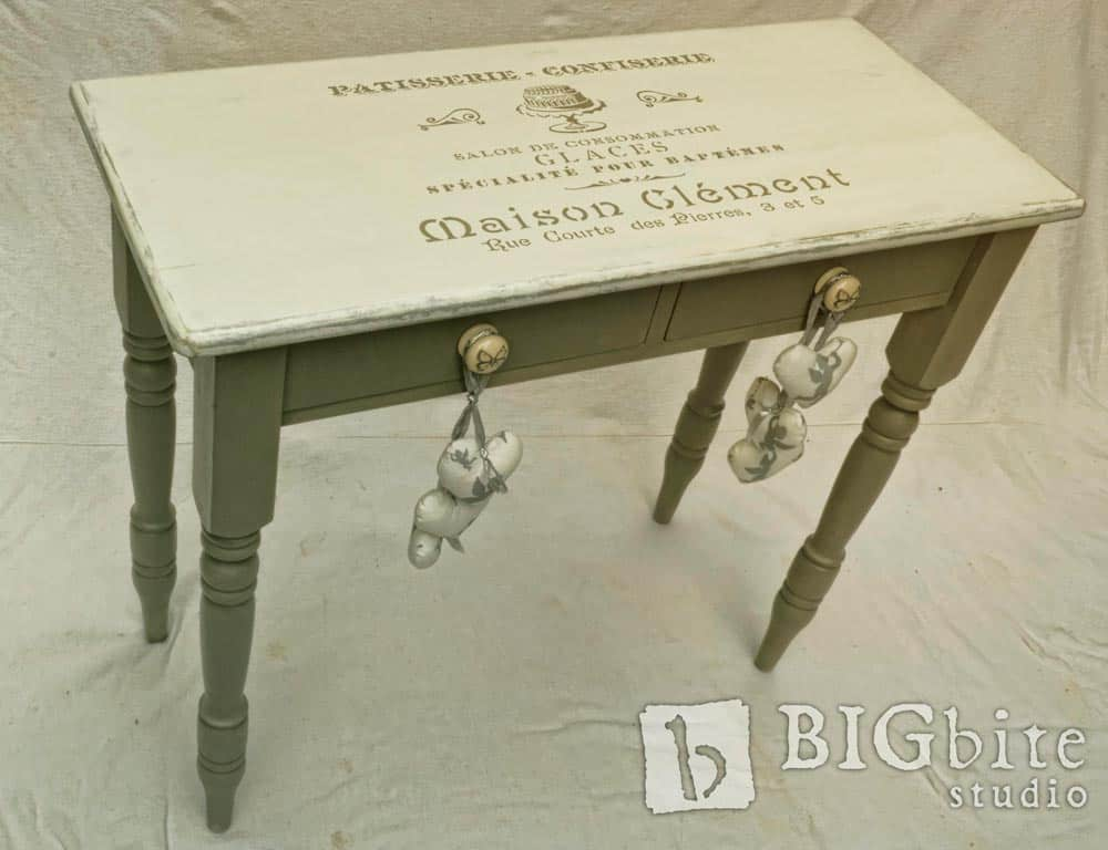 shabby chic stencil vintage french patisserie advert 024 shabby chic stencils and print. Black Bedroom Furniture Sets. Home Design Ideas