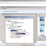 Screenshot during printing - Blank Water Decal Paper Sheets Print Transfers - tutorial