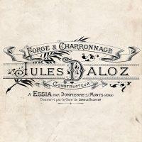 Julez Daloz Smithy - Vintage French Image Transfer - main preview