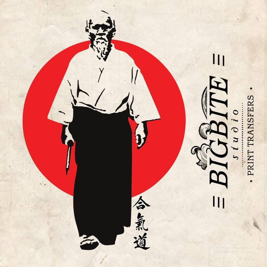 Oriental Transfer - Aikido Founder, Morihei Ueshiba - main image