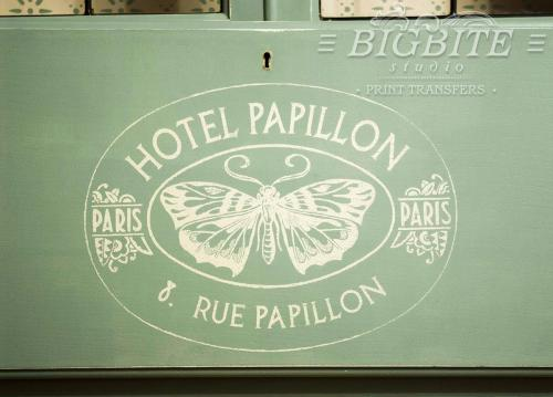 Screen printingHotel Papillon